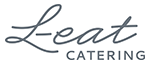 L-Eat Catering Logo