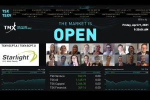 Starlight US Virtually Opens The Market