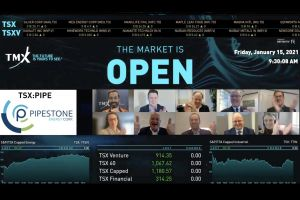 Pipestone Virtually Opens The Market
