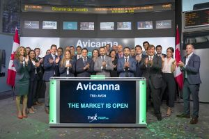 Avicanna Inc. Opens the Market