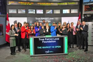True Patriot Love Foundation Opens the Market