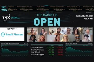 Small Pharma Virtually Opens The Market