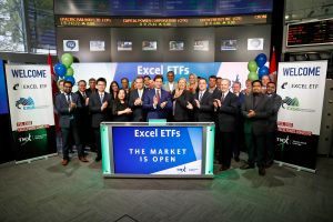 Excel ETFs Opens the Market