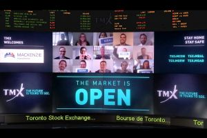 Mackenzie Investments Virtually Opens the Market