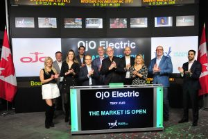OjO Electric Corp. Opens the Market