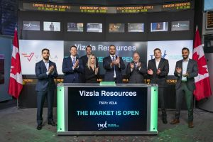 Vizsla Resources Corp. Opens the Market