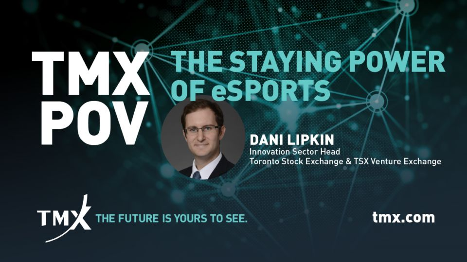 TMX POV - The Staying Power of eSports
