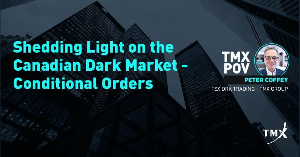 Shedding Light on the Dark Canadian Dark Market – A Personal Journey