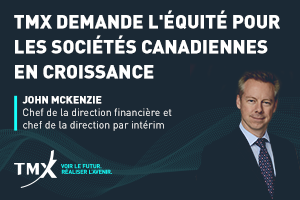 L'équité pour les sociétés canadiennes en croissance