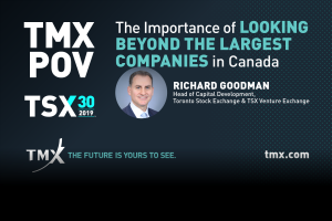 TMX POV - The Importance of Looking Beyond the Largest Companies in Canada